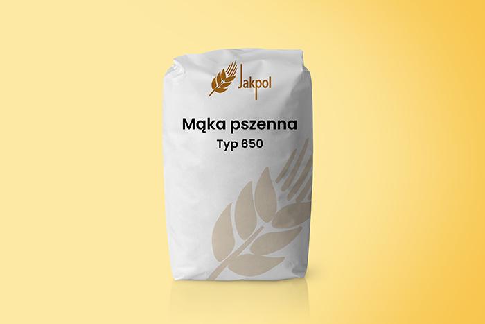 Mąka pszenna typ 650